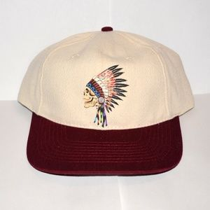 Grateful Indian Hat NEW